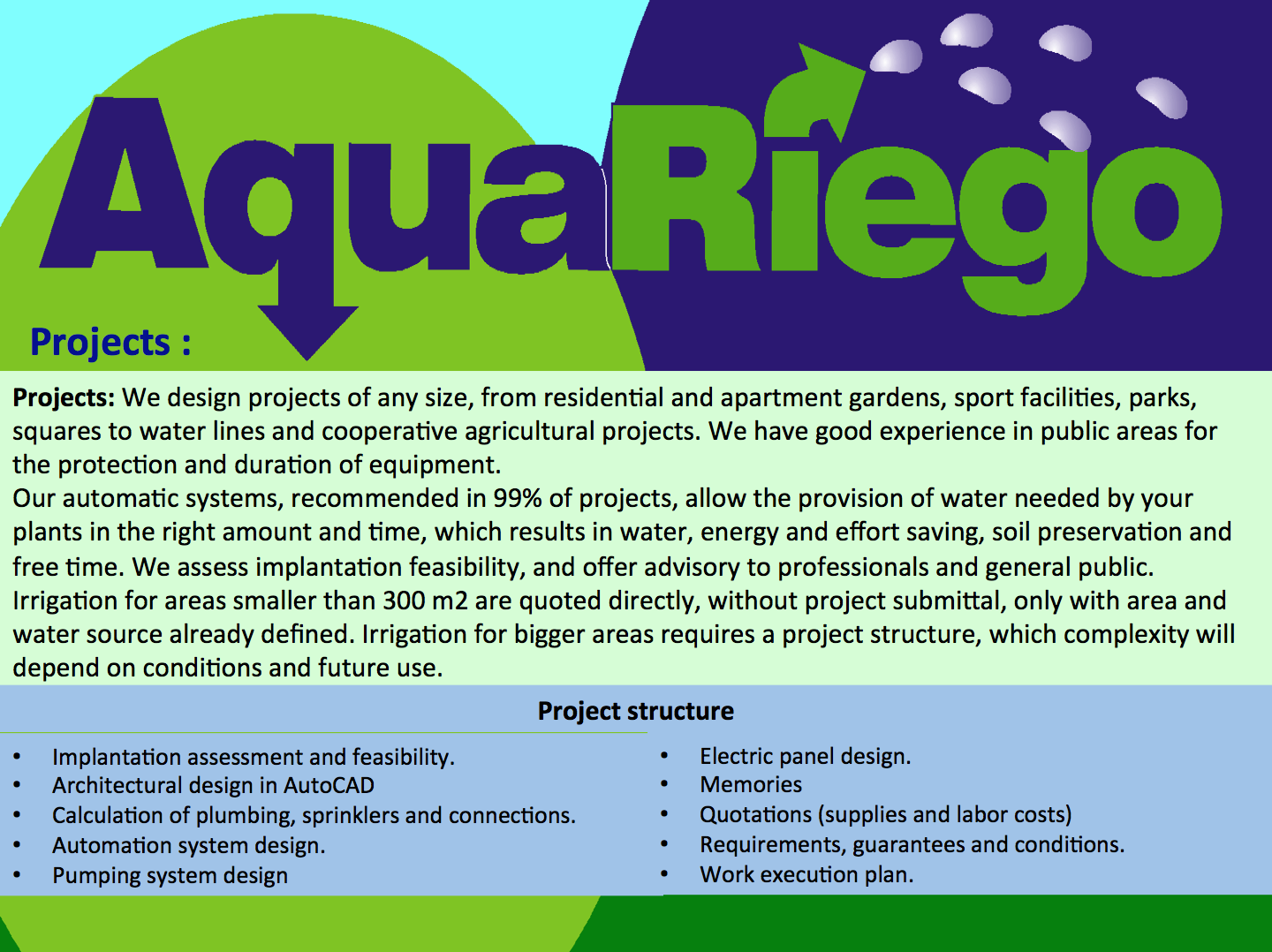AQR04_Projects